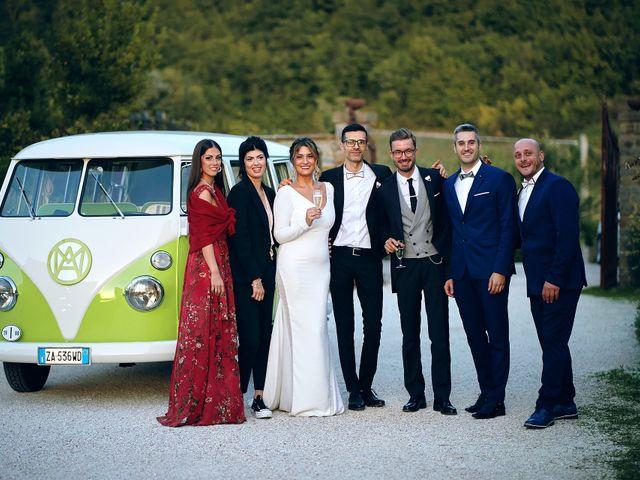 Il matrimonio di Andrea e Marta a Spello, Perugia 92