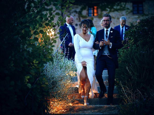 Il matrimonio di Andrea e Marta a Spello, Perugia 93