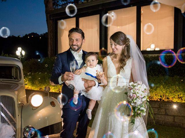 Il matrimonio di Michele e Arianna a Montecassiano, Macerata 1