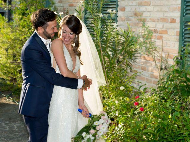 Il matrimonio di Michele e Arianna a Montecassiano, Macerata 2