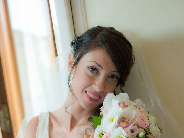 Il matrimonio di Michele e Arianna a Montecassiano, Macerata 6
