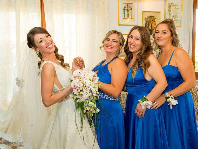 Il matrimonio di Michele e Arianna a Montecassiano, Macerata 7