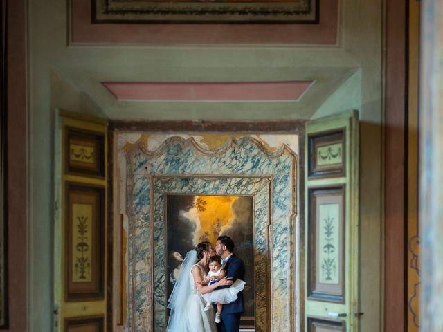 Il matrimonio di Michele e Arianna a Montecassiano, Macerata 8