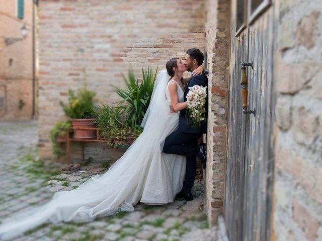 Il matrimonio di Michele e Arianna a Montecassiano, Macerata 18
