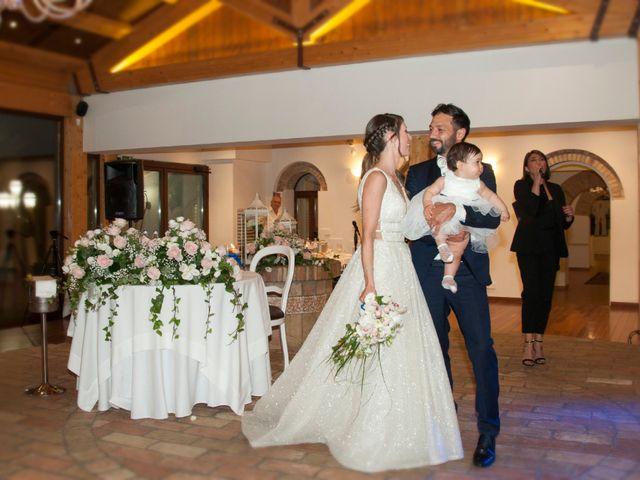 Il matrimonio di Michele e Arianna a Montecassiano, Macerata 22
