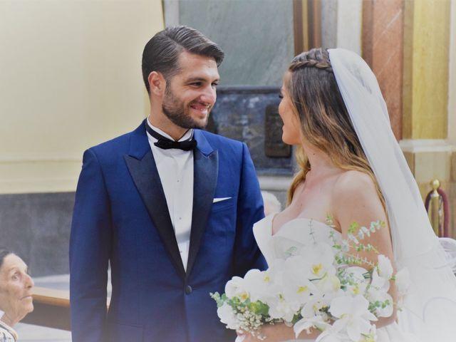 Le nozze di Roberta e Luigi