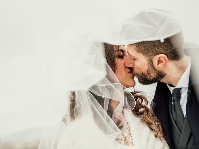 Le nozze di Marianna e Alessandro