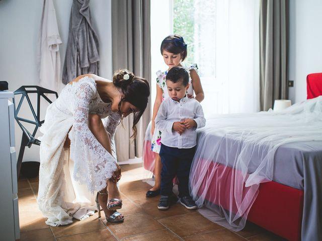 Il matrimonio di Nicolò e Valentina a Gaggiano, Milano 12