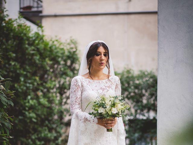Il matrimonio di Nicolò e Valentina a Gaggiano, Milano 20