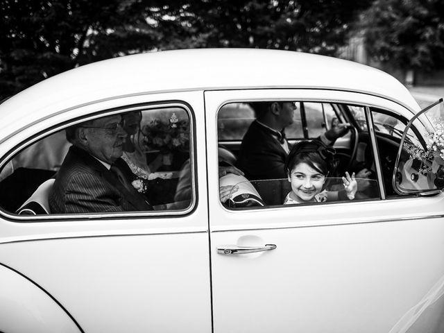 Il matrimonio di Nicolò e Valentina a Gaggiano, Milano 21