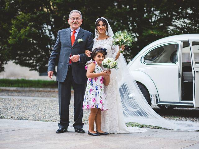 Il matrimonio di Nicolò e Valentina a Gaggiano, Milano 23