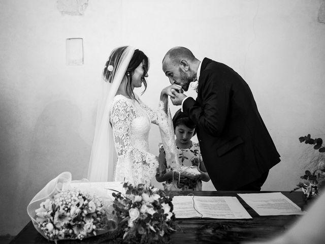 Il matrimonio di Nicolò e Valentina a Gaggiano, Milano 25