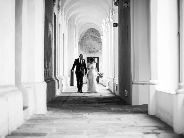 Il matrimonio di Nicolò e Valentina a Gaggiano, Milano 33