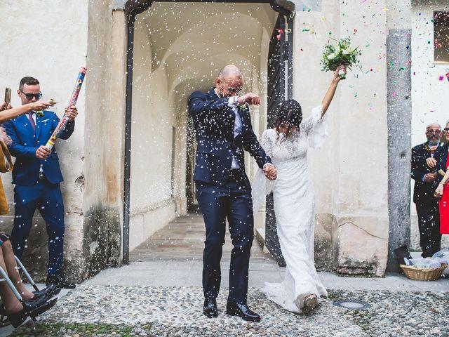 Il matrimonio di Nicolò e Valentina a Gaggiano, Milano 34