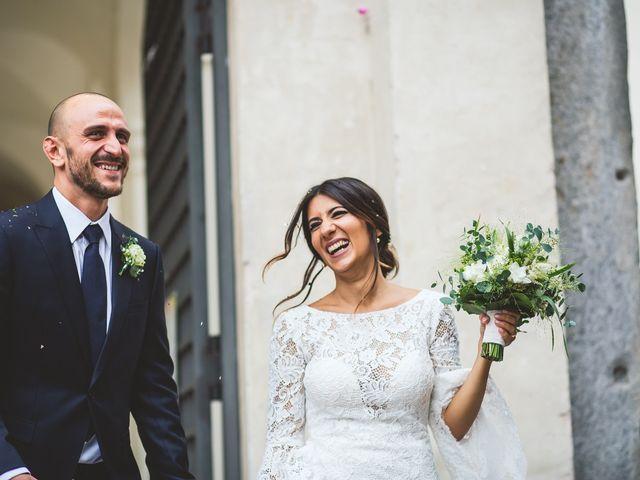 Il matrimonio di Nicolò e Valentina a Gaggiano, Milano 35