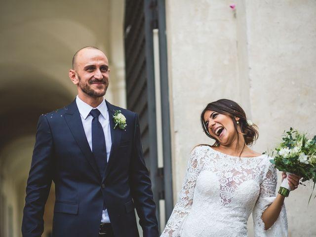 Il matrimonio di Nicolò e Valentina a Gaggiano, Milano 36