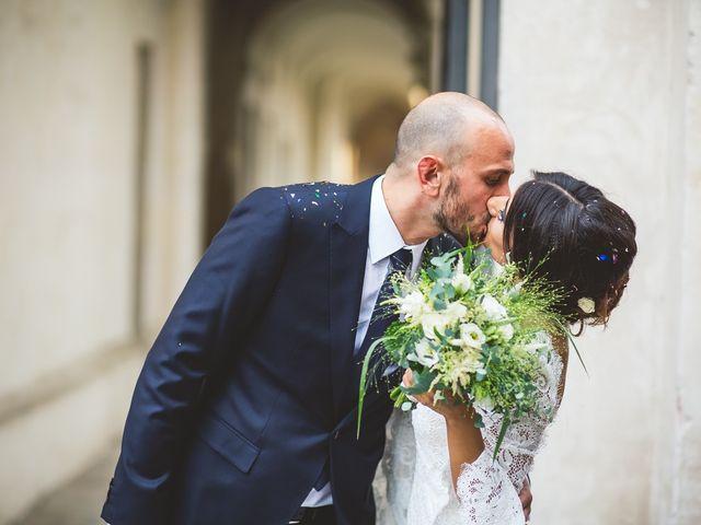 Il matrimonio di Nicolò e Valentina a Gaggiano, Milano 37