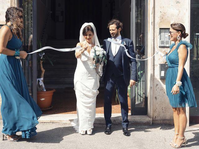 Il matrimonio di Daniele e Roberta a Campagnano di Roma, Roma 13