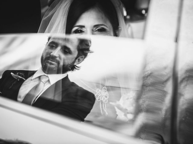 Il matrimonio di Daniele e Roberta a Campagnano di Roma, Roma 1