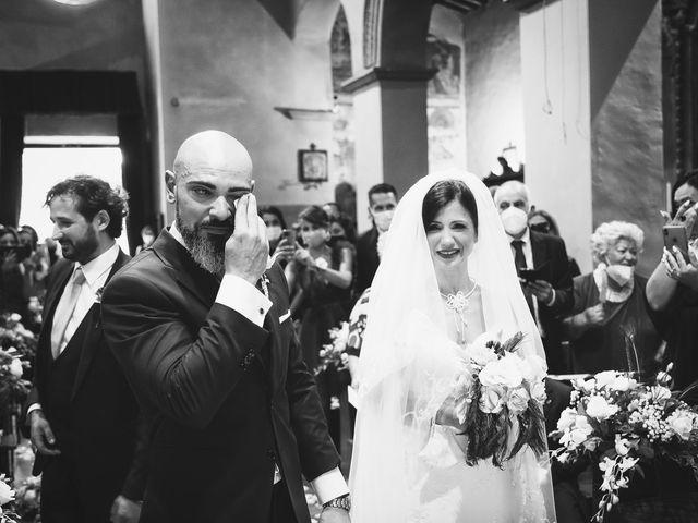Il matrimonio di Daniele e Roberta a Campagnano di Roma, Roma 15