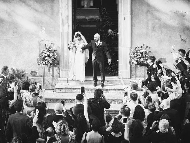 Il matrimonio di Daniele e Roberta a Campagnano di Roma, Roma 2