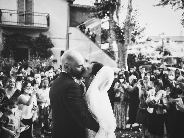 Il matrimonio di Daniele e Roberta a Campagnano di Roma, Roma 18