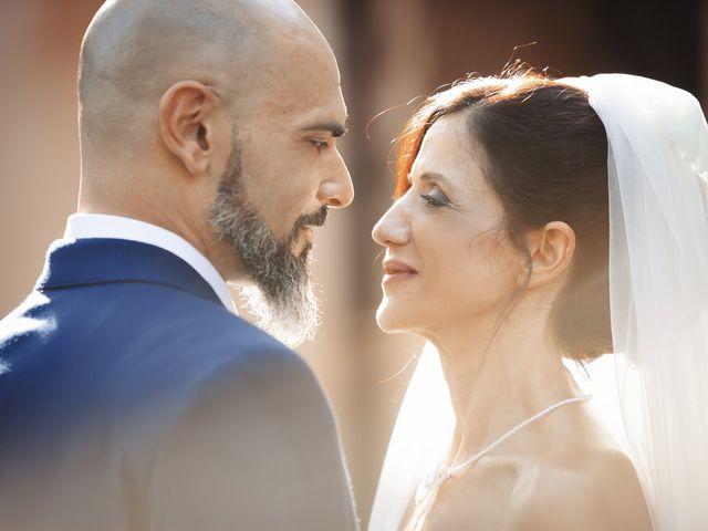 Il matrimonio di Daniele e Roberta a Campagnano di Roma, Roma 20