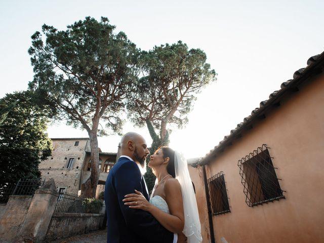Il matrimonio di Daniele e Roberta a Campagnano di Roma, Roma 21