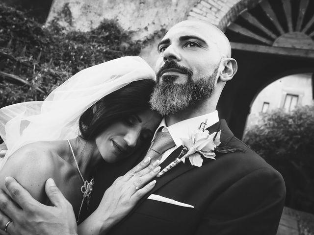 Il matrimonio di Daniele e Roberta a Campagnano di Roma, Roma 22
