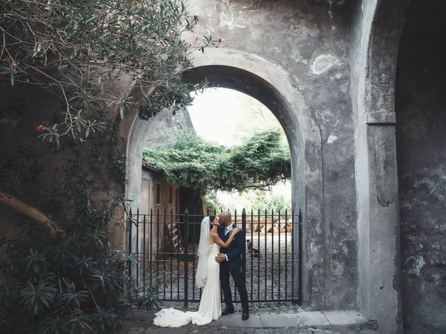 Il matrimonio di Daniele e Roberta a Campagnano di Roma, Roma 23
