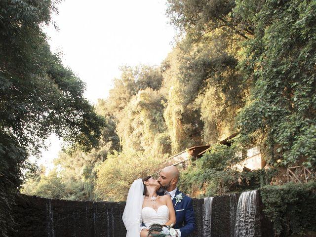 Il matrimonio di Daniele e Roberta a Campagnano di Roma, Roma 25