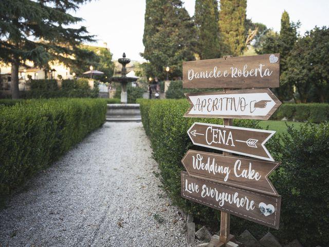 Il matrimonio di Daniele e Roberta a Campagnano di Roma, Roma 26
