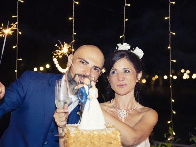 Il matrimonio di Daniele e Roberta a Campagnano di Roma, Roma 38