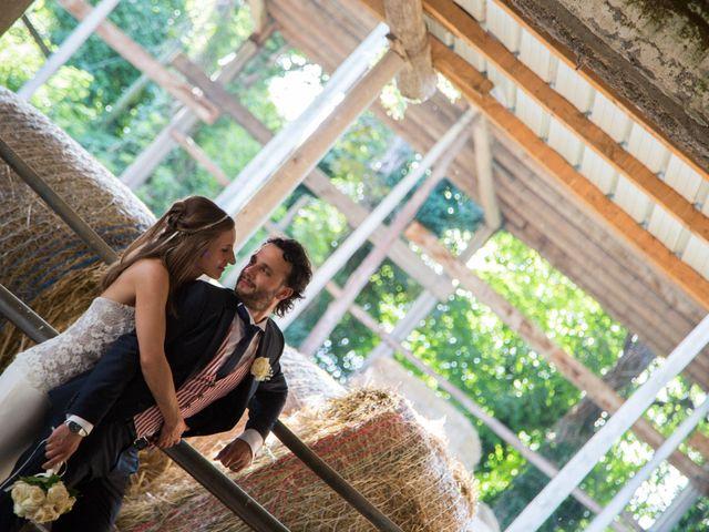 Reportage di nozze di elisa giacomo di agriturismo acero for Acero rosso milano