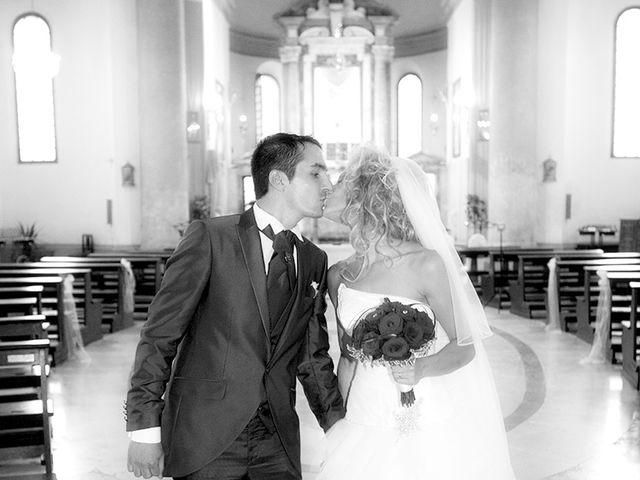 Il matrimonio di Monia e Alessandro a Argenta, Ferrara 11