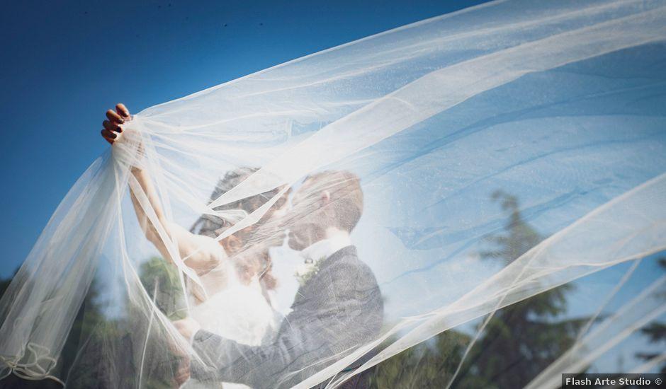 Il matrimonio di Daniele e Sara a Cairate, Varese
