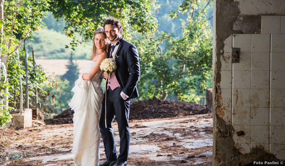 Il matrimonio di Giacomo e Elisa a Forlì, Forlì-Cesena