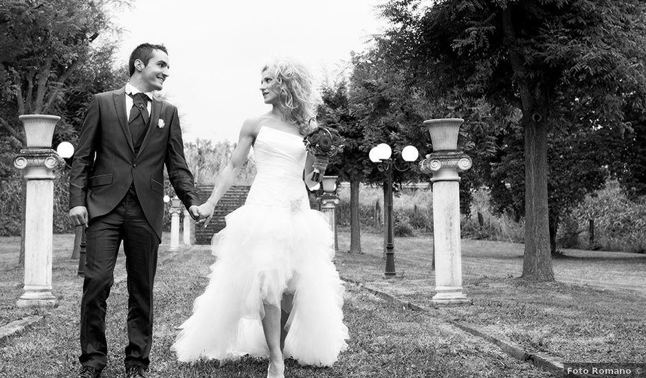 Il matrimonio di Monia e Alessandro a Argenta, Ferrara