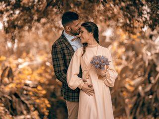 Le nozze di Rosalba e Ehab