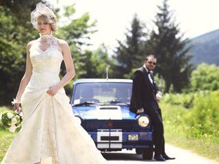 Le nozze di Fabrizio e Marzia
