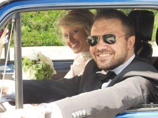 Le nozze di Fabrizio e Marzia 1