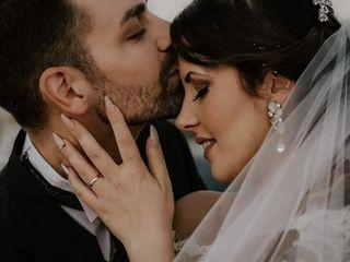 Le nozze di Jessica e Mario