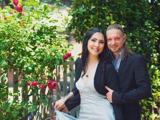 Le nozze di Luca e Nicole