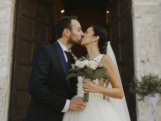 Le nozze di Alessandro e Giulia