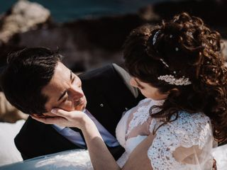 Le nozze di Phillip e Sara