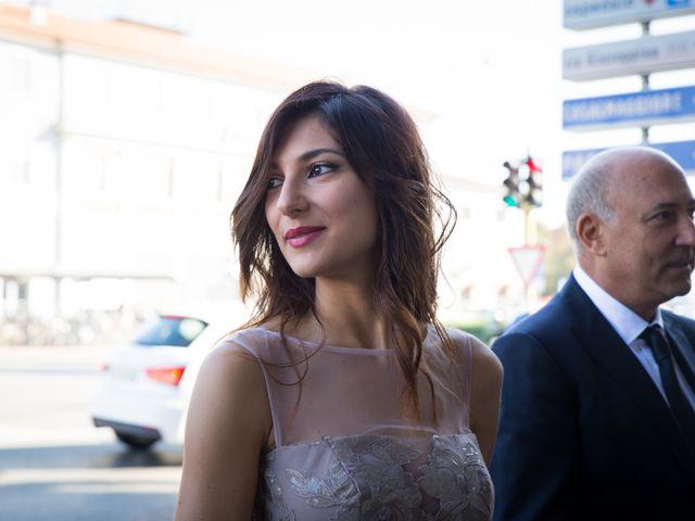 Il matrimonio di Raffa e Manu a Piacenza, Piacenza 15