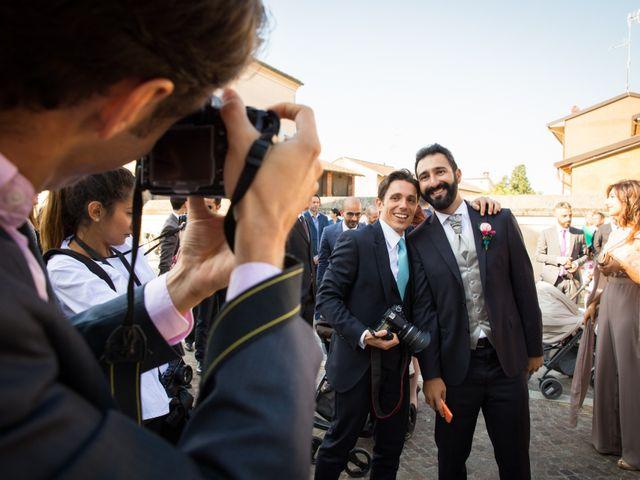 Il matrimonio di Raffa e Manu a Piacenza, Piacenza 23