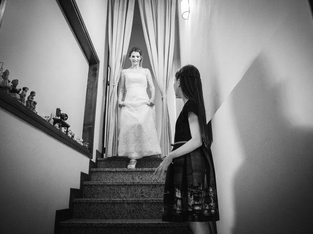 Il matrimonio di Raffa e Manu a Piacenza, Piacenza 31