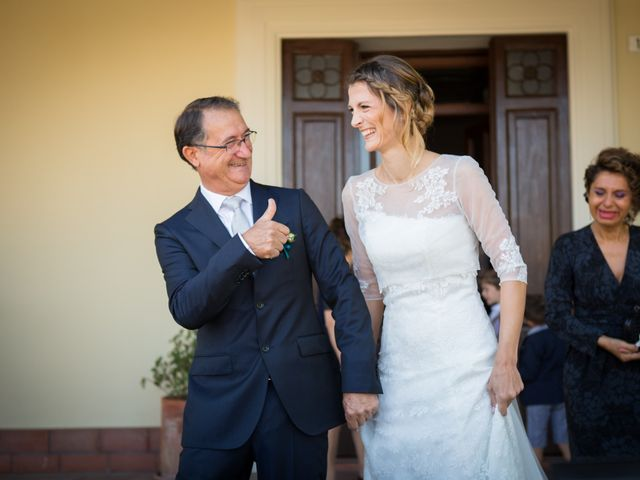 Il matrimonio di Raffa e Manu a Piacenza, Piacenza 32