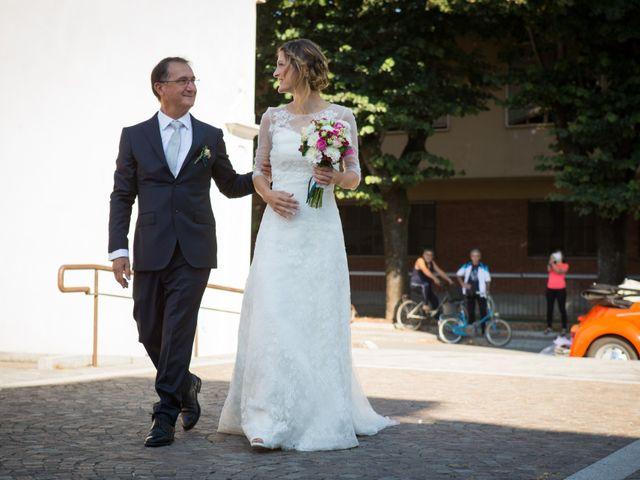 Il matrimonio di Raffa e Manu a Piacenza, Piacenza 33